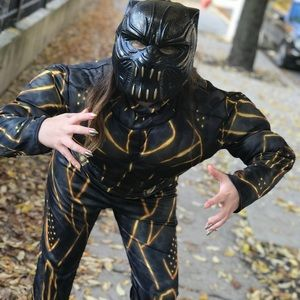 'Mens' Killmonger Costume